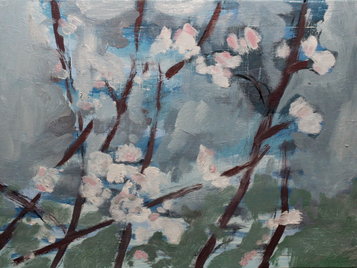 Apple blossom-ish