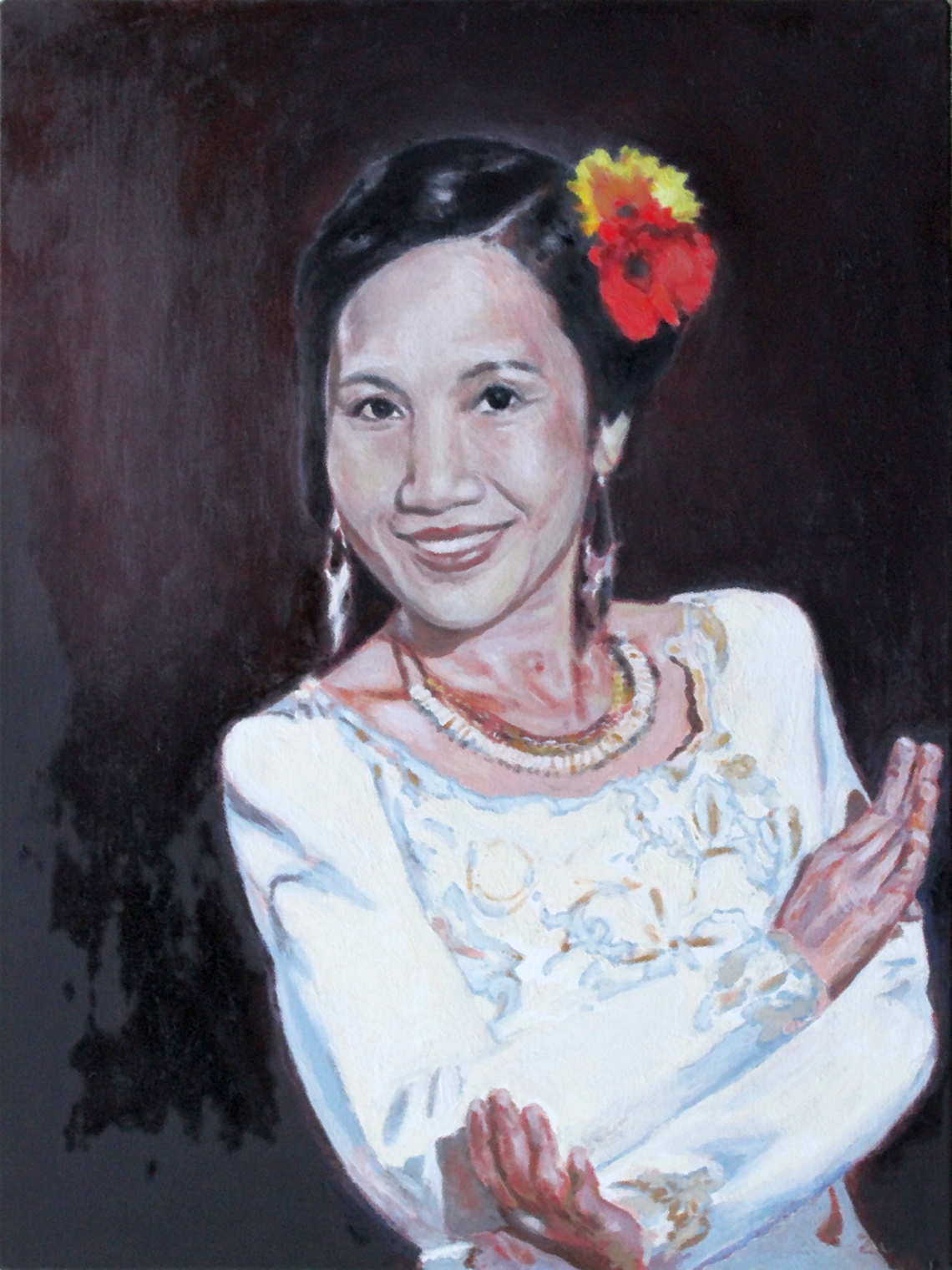 maew thai dress #2