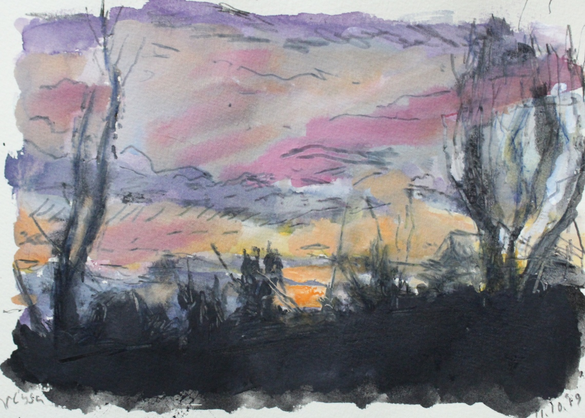 twilight view