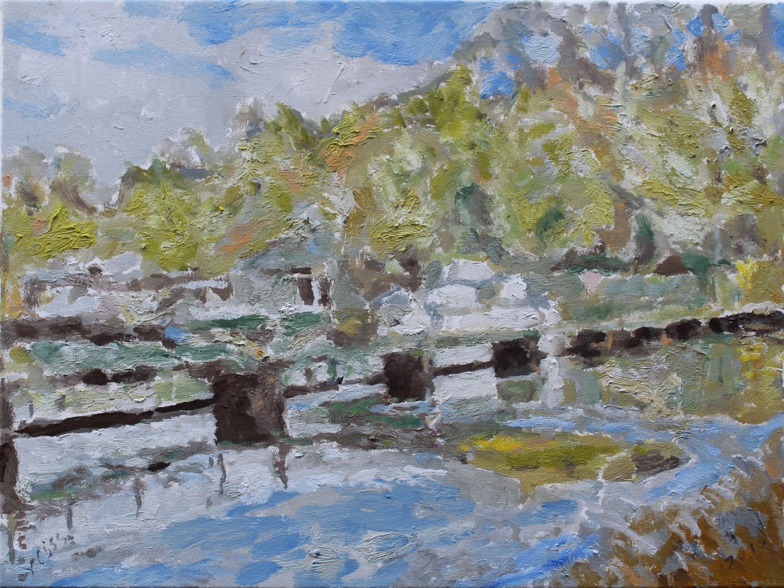 bmore canal signed dated