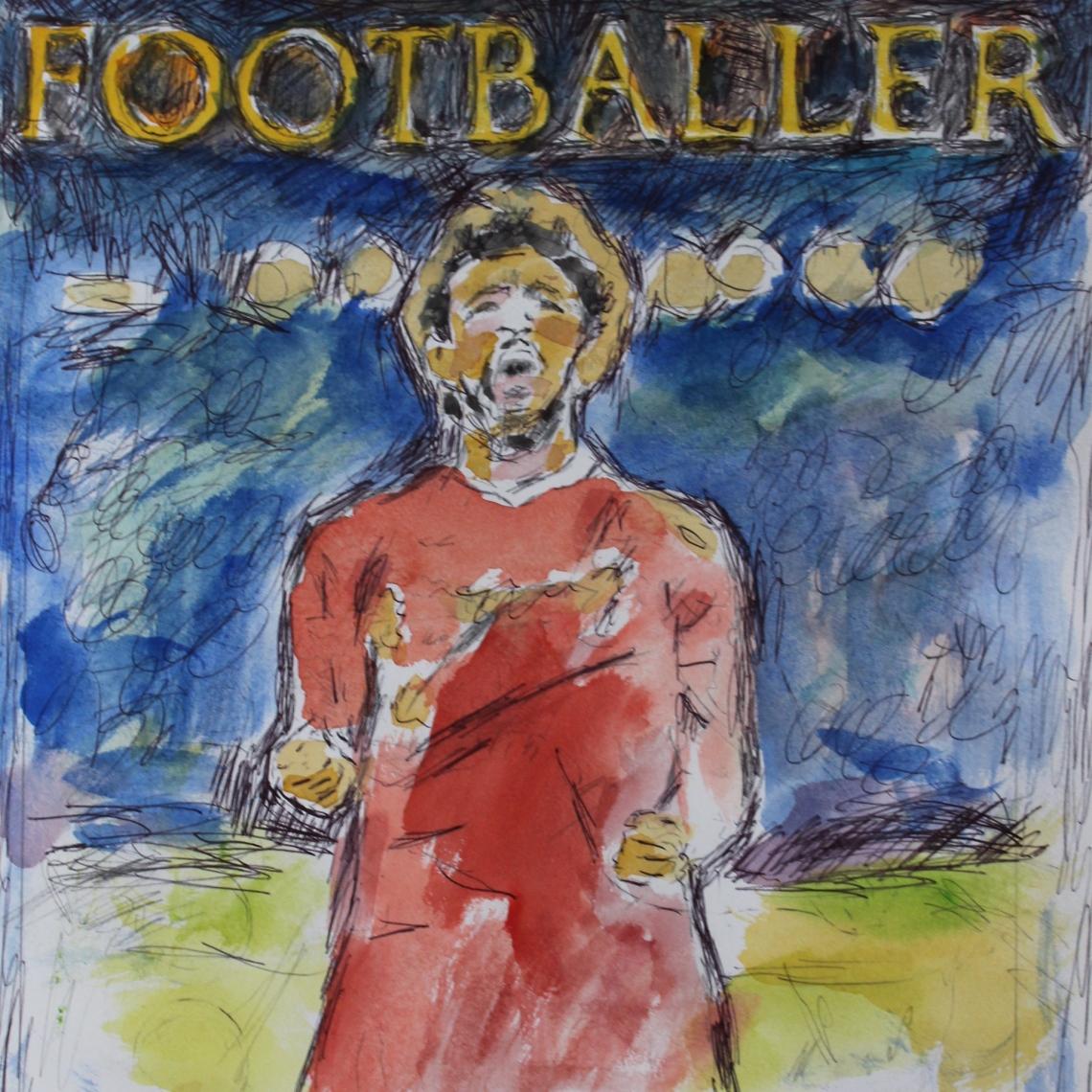 footballer gladiator