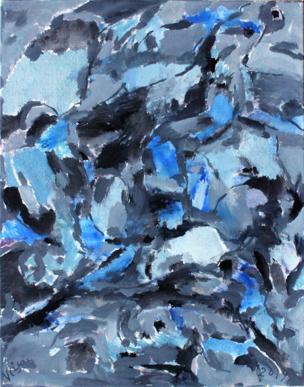 in blue 2