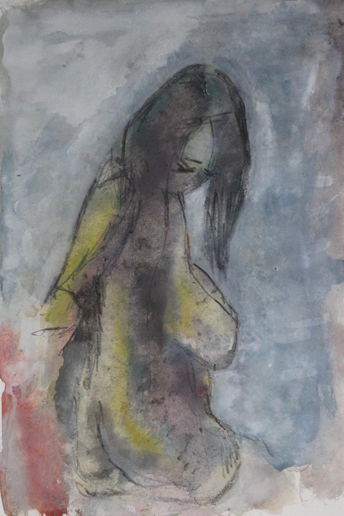 girl with long hair #3