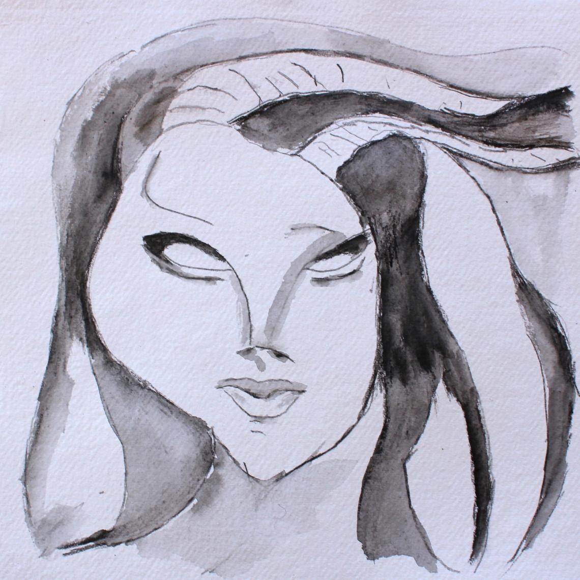 mask faun