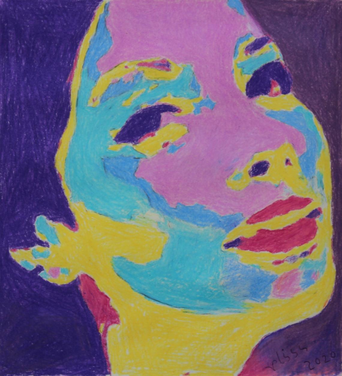multicoloured sarah