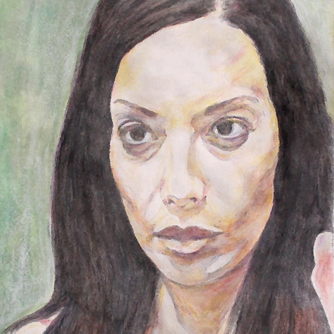 sarah so far face detail