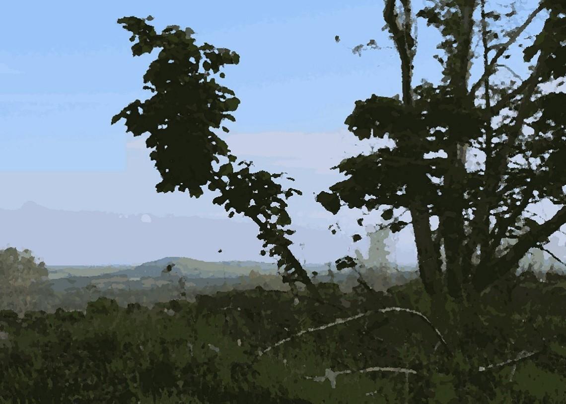 distant hills #2